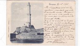 CARD GENOVA LA LANTERNA -IL FARO  -FP-V-2-0882- 28098 - Genova (Genoa)