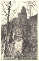 Marche-les-Dames - CPA - La Plaque De La Roche Du Roi - Belgique