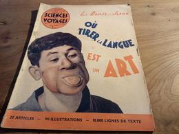 154/ Sciences Et Voyages N° 43 1939 La Danse Au Japon Ou Tirer La Langue Est Un Art ,30 Ans D Aviation Ect - 1900 - 1949