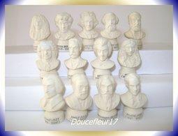 Parole Et Musique... Série Complète De 13 Fèves.. Ref AFF : 6-2004 ...( Pan 0028) - Characters