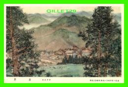 TIBET - GREEN VALLEY - LA VALLÉE VERTE - DAS GRUENE TAL - - Tibet
