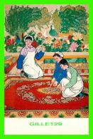 BEIJING, CHINE - NIMBLE HANDS CREATE THE BEAUTIES OF SPRING - No 3 - - Chine