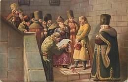 - Thèmes -ref-W967- Arts - Tableau - Tableaux - Peinture - Peintre Schwartz - Prince De Koursk - Kursk - Russie -russia - Peintures & Tableaux