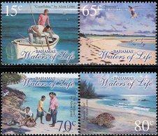 Bahamas - 2003 - Waters Of Life - Mint Stamp Set - Bahamas (1973-...)