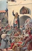 - Thèmes -ref-W961- Illustrateurs -  Illustrateur - Russie - Russia - Carte Bon Etat - - Illustrateurs & Photographes