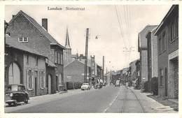 CPA -  Belgique,  LANAKEN, Statiestraat - Lanaken