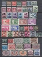Dt. Besetzung 2.Wk. 52 Marken Postfrisch, Falz,gestempelt Ansehen !!!!!!!!!!! - Briefmarken