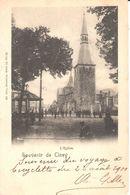 Ciney - CPA - Souvenir De Ciney - L'Eglise - Ciney