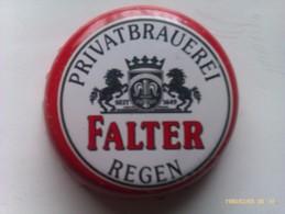 Chapa Kronkorken Caps Tappi Cerveza Falter Regen. Alemania - Birra