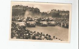 LIBERATION DE PARIS (1944) 27 CARTE PHOTO LES TANKS DE LA DIVISION LECLERC PLACE DE L'ETOILE - Weltkrieg 1939-45