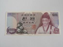 Korea Del Sud 1000 Won - Corea Del Sud
