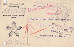 DR Karte Gebühr Bezahlt Nürnberg 29.11.23 - Deutschland