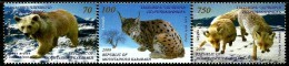 Armenia - Nagorno-Karabakh - 2009 - Wild Fauna - Mint Stamp Set - Arménie