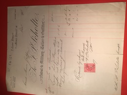 LONDON-1906-SHOTTE-NAVAL-MILITARN TAILOR OUTFITTER - Ver. Königreich