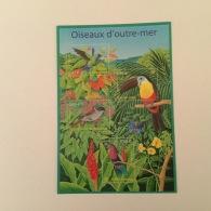FRANCE 2003  Oiseaux D'outre-mer Feuillet  Superbe-MUH Yv56 - Blocs Souvenir