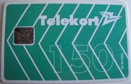 NORWAY - NOR-005B, SC5, Green Arrows - Logo, +/-3000ex, 150Units, 10/90, Used - Norway