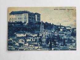 C.P.A. RIVOLI TORINESE : Panorama, Timbre En 1934 - Rivoli