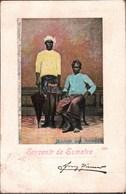 ! Alte Ansichtskarte  Souvenir De Sumatra, 1899, Weltreise Verlag, Compagnie Comet Dresden, Indonesia - Indonesia