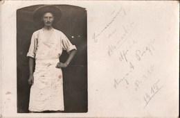 ! 1. Weltkrieg 1915 Photo Monastir, Tunesia Tunesien, Kriegsgefangener, POW, Prisioner Of War, Prisonier De Guerre, Foto - Tunesien