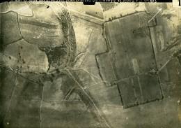 Roumanie WWI Panorama Du Lieu De La Bataille De Marasesti Album 50 Photos Aeriennes 1917 - Albums & Collections