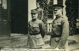 France WWI US Souvenir De Guerre Album De 35 Photographies 1918 - Albums & Collections