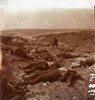 France WWI Boite De 19 Anciennes Photos Stereo Verre 1918 Premiere Guerre - War, Military
