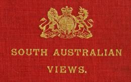 Mission Française En Australie-Méridionale Album 61 Photos 1918 Signatures Leclercq-Motte - Album & Collezioni