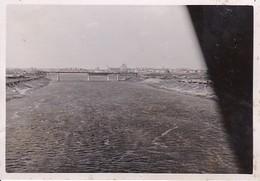 Foto Polotsk Und Dvina - Eisenbahnbrücke - Ca. 1940 - 8,5*5,5cm (34478) - Orte