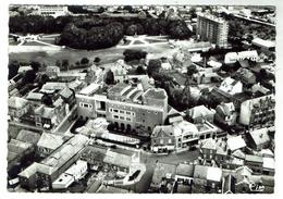 FOURMIES - Salle Des Fêtes - Vue Aérienne - Circulée 1966 - Fourmies