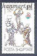 Albania 1999 Mi 2708 MNH ( ZE2 ALB2708 ) - Albanien