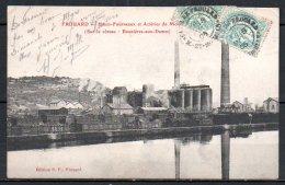 54-Frouard, Hauts-fourneaux Et Acieries De Montataire - Frouard