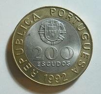 Portugal 200 Escudos 1992 - Portugal