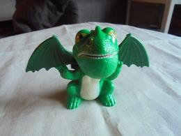"""Ancien Jouet Publicitaire Mc Donald's """"Dragon Ailé"""" - Other Collections"""
