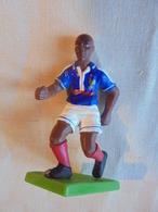 Ancienne Figurine New Starlux Football Wiltord N° 10 - Starlux