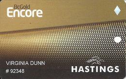 Hastings Racecourse/Casino - Vancouver, BC Canada - Slot Card - Casino Cards