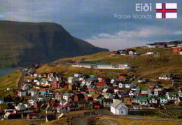FAROE  ISLAND,EIOI, VISTA PARCIAL  [41848] - Féroé (Iles)