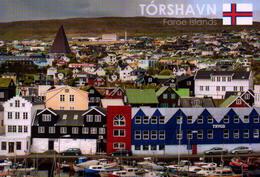 FAROE  ISLAND, TORSHAVN, VISTA PARCIAL  [41839] - Faroe Islands