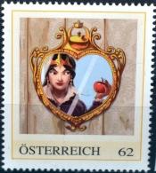 Märchen Grimm, Fairy Tale, Schneewittchen, Spiegel, Apfel, AT 13** (pe332) --- FREE SHIPPING Within Europe - Non Classés