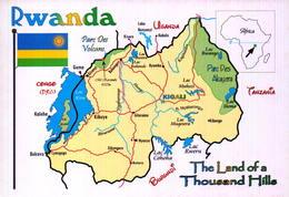UGANDA. THE LAND OF A THOUSAND HILLS  [45178] - Uganda