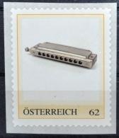 Mundharmonika, Harmonica, Armonica, AT 2012 ** (pe606) --- FREE SHIPPING Within Europe - Austria