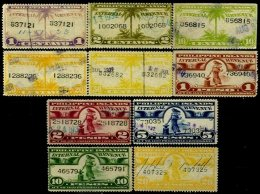 PHILIPPINES, Revenues, Used, F/VF - Philippinen