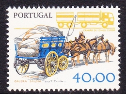 Portugal SG 1701 1978 Work Tools, 40e Transportation, Mint Never Hinged - Unused Stamps
