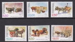 Portugal SG 1766-1771 1979 Brasiliana Expo, Mint Never Hinged - Unused Stamps