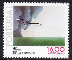 Portugal SG 1772 1979 35th Anniversary Of TAP, 16e Aircraft, Mint Never Hinged - Unused Stamps