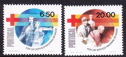 Portugal SG 1780-1781 1979 National Health Service, Mint Never Hinged - Unused Stamps