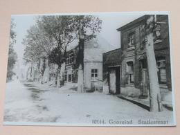 GOOREIND STATIESTRAAT ( REPRO - COPY Van Postkaart Of Foto / Details Zie Foto ) ! - Wuustwezel