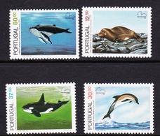 Portugal SG 1928-1931 1983 Mammals, Mint Never Hinged - 1910-... Republic