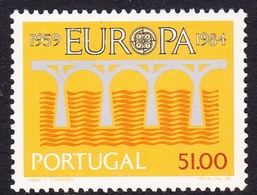 Portugal SG 1958 1984 Europa, Mint Never Hinged - 1910-... República