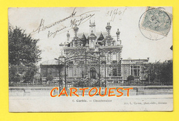 CPA 80 CORBIE Chanteraine ( Banque ) 1906 ֎ - Corbie