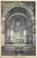 Lazio-roma-rocca Di Papa Veduta Interno Chiesa Santuario Del Tufo - Altre Città